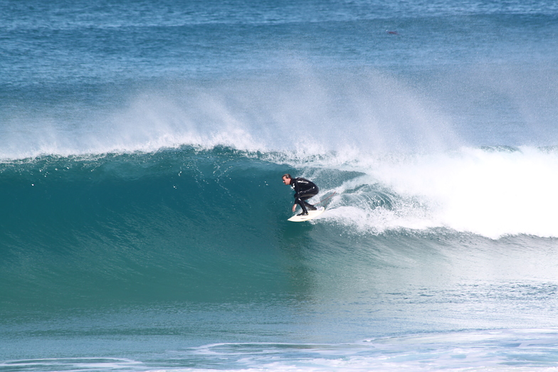 Allisons surf break