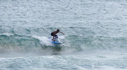 Swell at Bai Dai, Bai Dai Nha Trang
