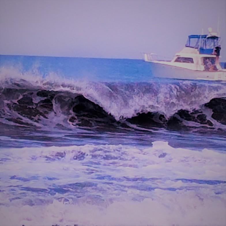 Ben Weston (Catalina Island) surf break