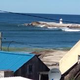 La bahia, Punta del Diablo