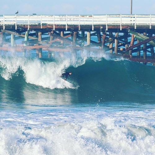 Local Pro, San Clemente Pier