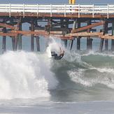 Archy Matt Archbold, San Clemente Pier