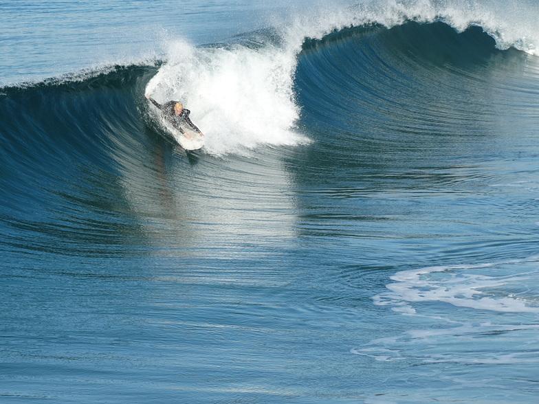 Hermosa Beach Pier @RedondoSurf Steven Fitzmaurice, Hermosa Beach and Pier