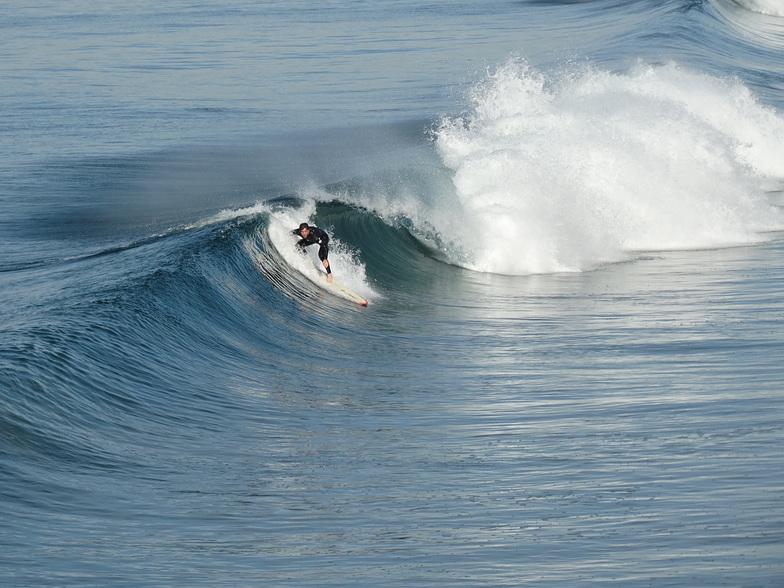 Hermosa Beach and Pier surf break