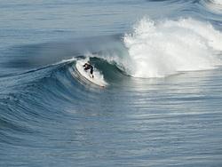 Surfing North Hermosa Beach Pier @RedondoSurf, Hermosa Beach and Pier photo