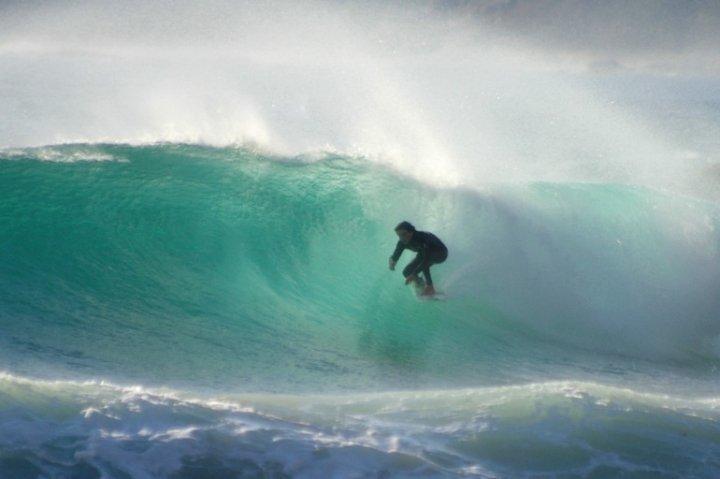 Scarborough Beach surf break