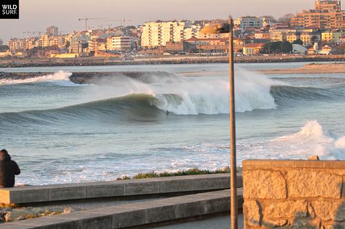 TAKE A RIDE ON THE WILD SIDE, Barra do Douro