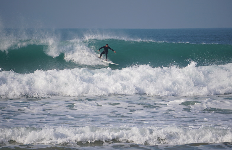 Playa de la Barrosa surf break