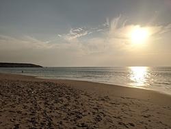 Maslin sunset, Maslin Beach photo