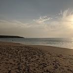 Maslin sunset, Maslin Beach