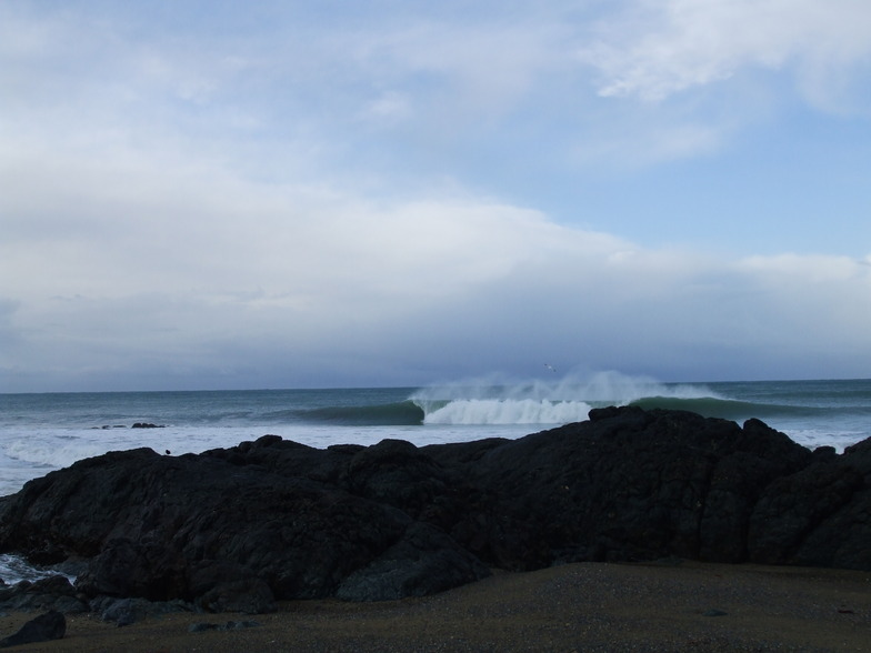 Colac Bay surf break