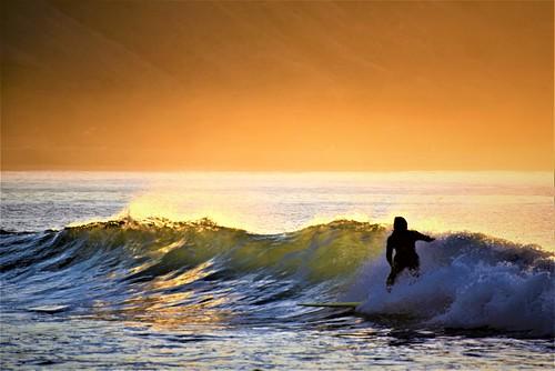 Rincon sunrise., Rincon - The Cove