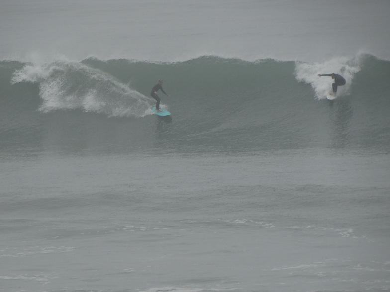 Malaga Cove Surfer, Palos Verde - Bluff Cove