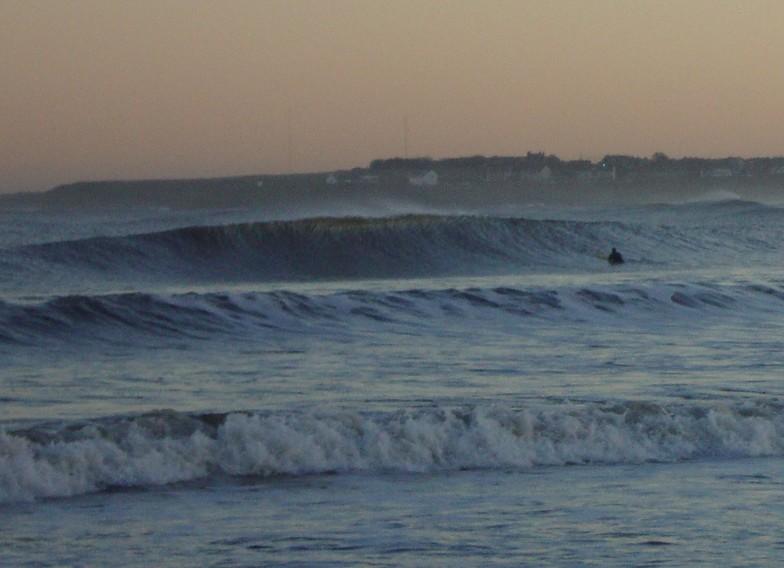 Blyth Beach surf break