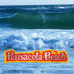 Pensacola Beach Decal