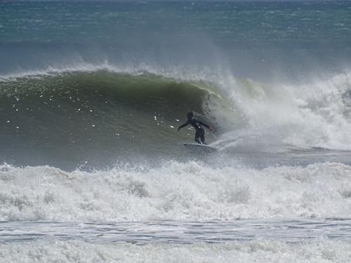 Christmas Eve surf, Waiwakaiho