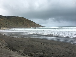 10am, Port Waikato-Sunset beach photo