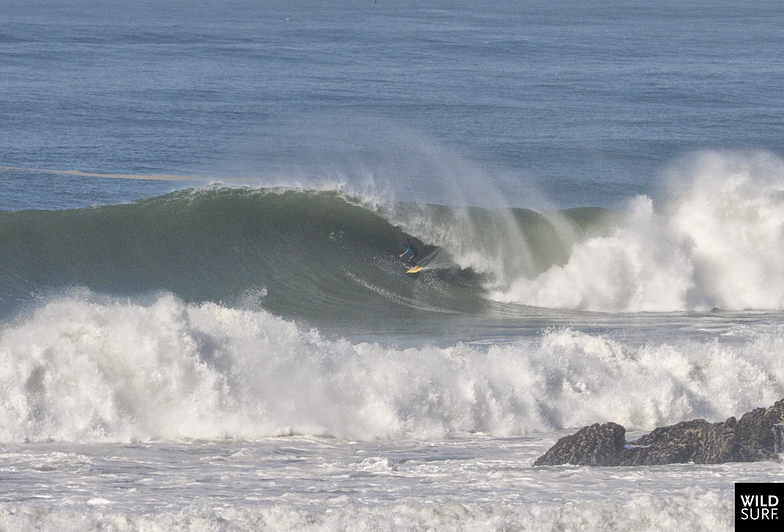 Canidelo surf break