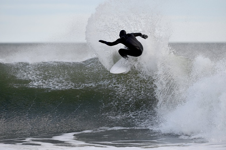 The Cove at Sandy Hook surf break