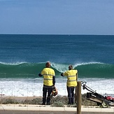 COUNCIL WORKERS ...SCARBOROUGH, Scarborough Beach