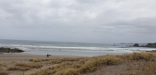 Surf @ Elliots, Elliot Bay