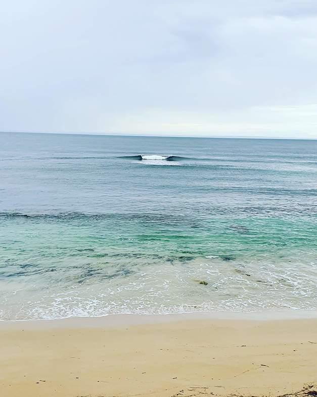 A-Bay (Willyama Bay) surf break
