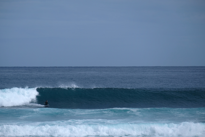Kumera Patch surf break