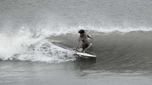 Sliding, Mooloolaba