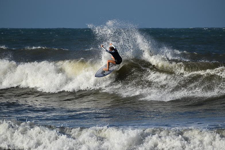 Wave Rider, The Bluff