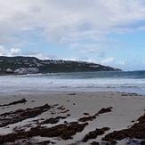 Windy day at Guana Bay