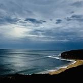 Bells beach storm, Bells Beach - Bowl