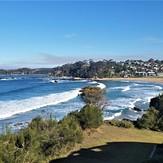 Mid Winter Malua Bay NSW