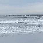 The jetty from the beach, Westport-The Corner