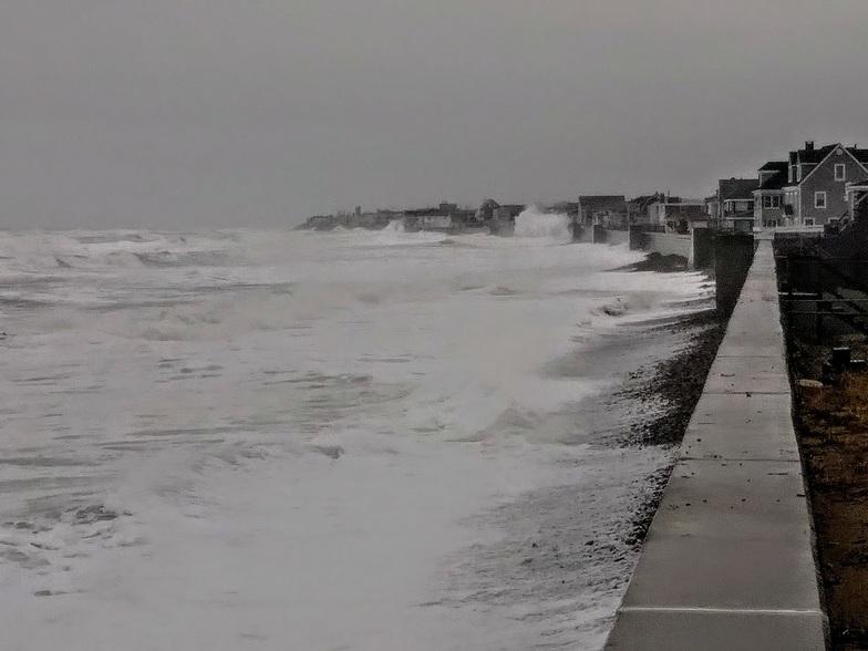 Fieldstone surf break