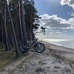 Klaipeda to Palanga coastline