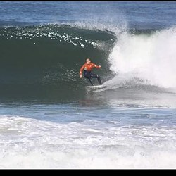 Moment of the day, Praia de Mira photo