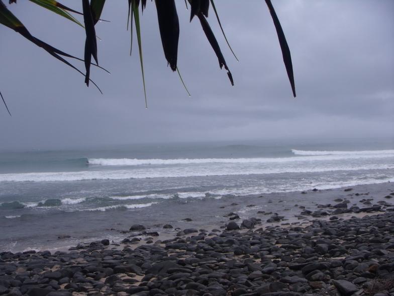 Crescent Head surf break