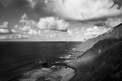 Playa de Benijo photo