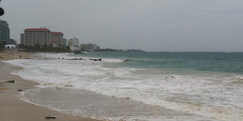 Conado-Beach break guide