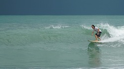 Pantai tengah, Tengah Beach (Bank Negara) photo