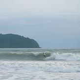 Pantai tengah, Tengah Beach (Bank Negara)