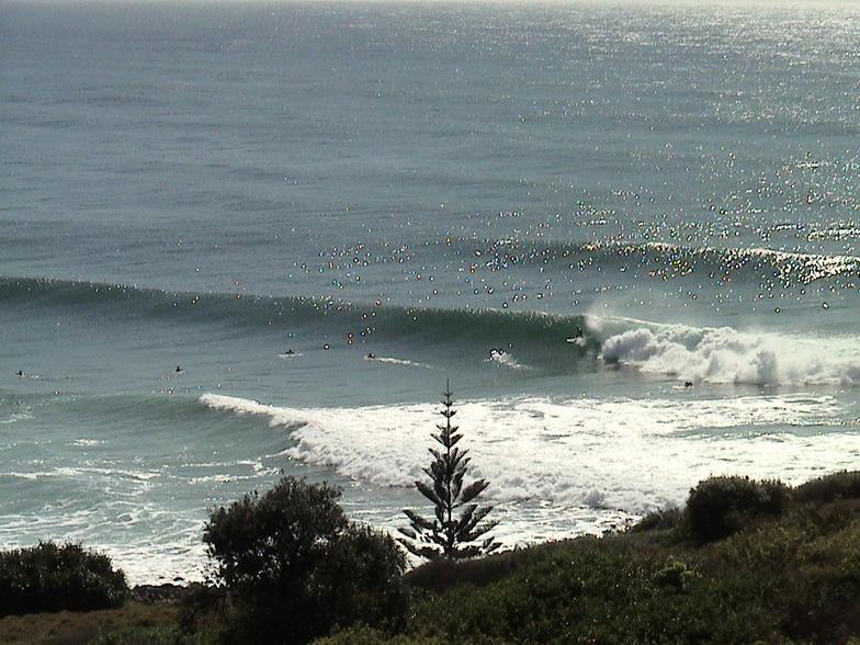 Lennox Head surf break