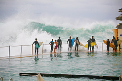 Big Saturday at Bronte, Bronte Beach photo