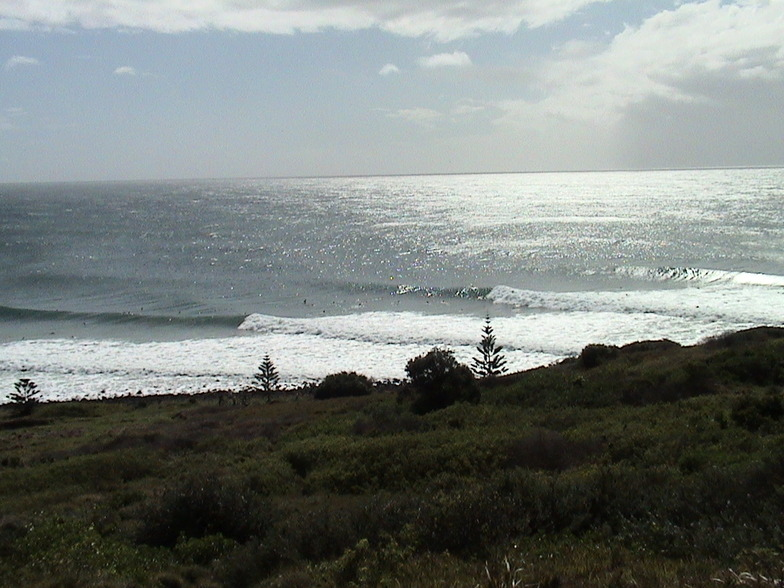 Lennox Head break guide