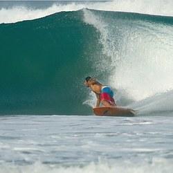 Botton Turn, Playa Grande photo