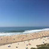 Ondas de set, Praia Paredes