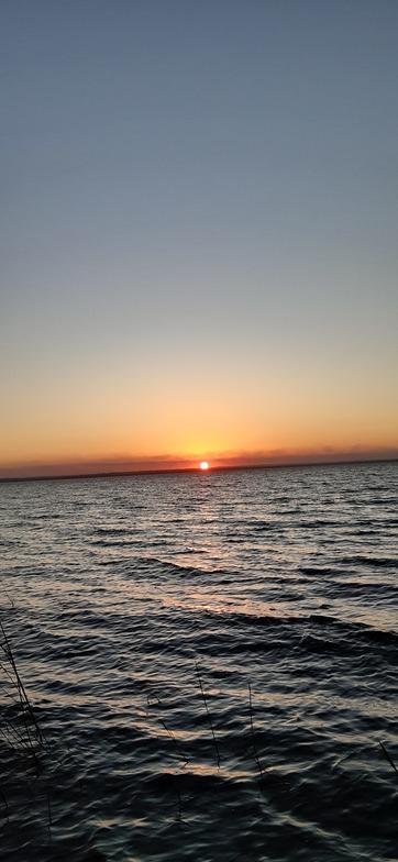 Kosi sunset, Kosi Bay