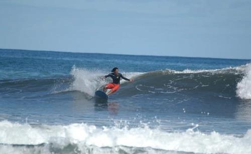 Eddie Donzo at Kihei Cove, The Cove