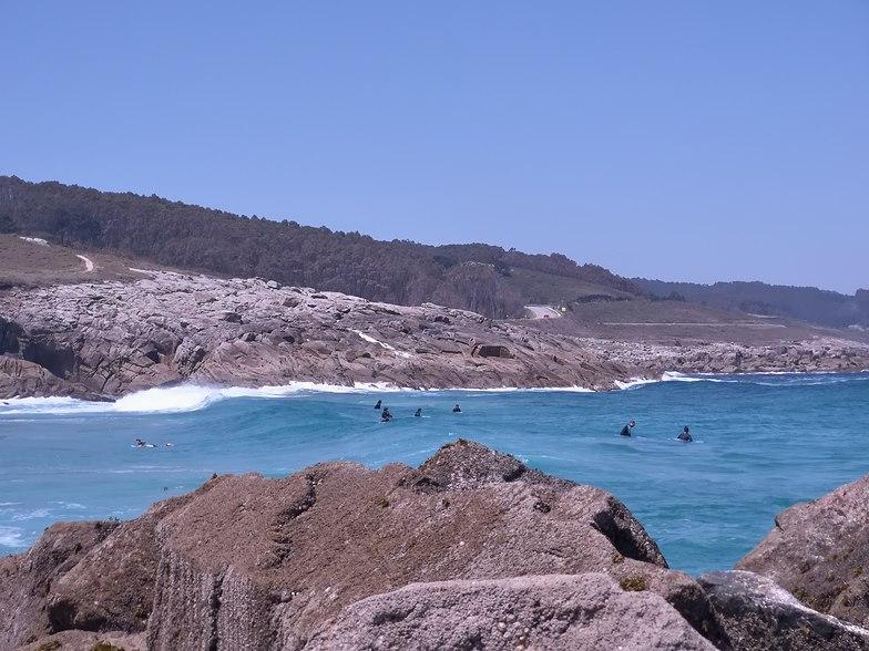 Playa da Marosa surf break