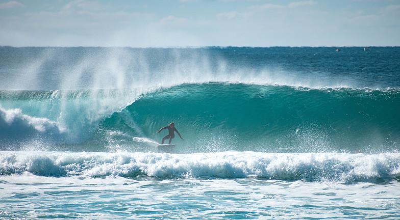 Peregian Creek surf break